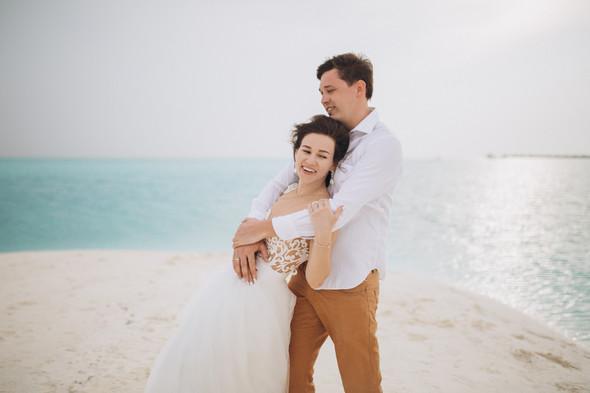 Александр и Татьяна. Мальдивы - фото №48