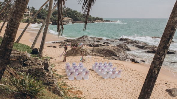 Индийская свадьба на Шри-Ланке - фото №20