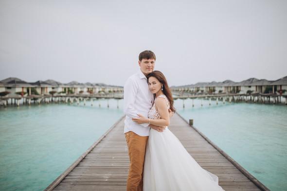 Александр и Татьяна. Мальдивы - фото №73