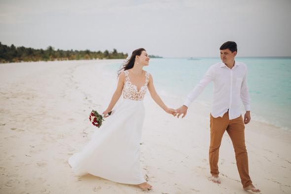 Александр и Татьяна. Мальдивы - фото №9