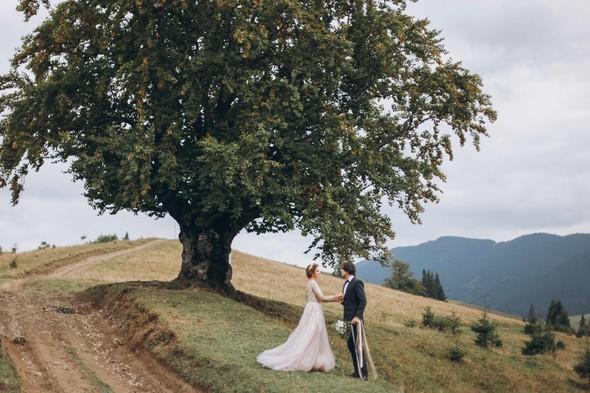 Андрей и Таня. Карпаты - фото №12