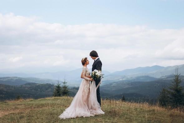 Андрей и Таня. Карпаты - фото №10