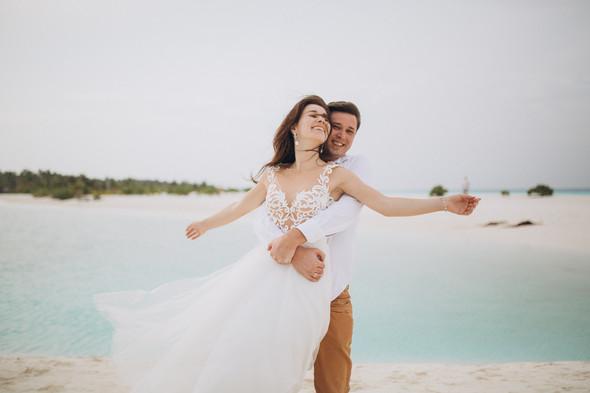 Александр и Татьяна. Мальдивы - фото №50