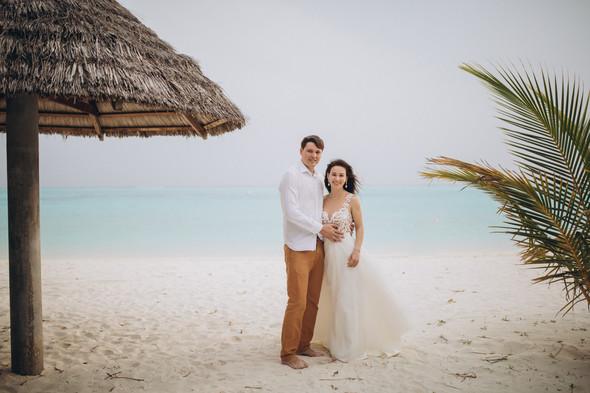 Александр и Татьяна. Мальдивы - фото №67