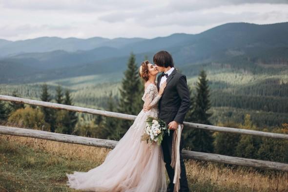 Андрей и Таня. Карпаты - фото №31