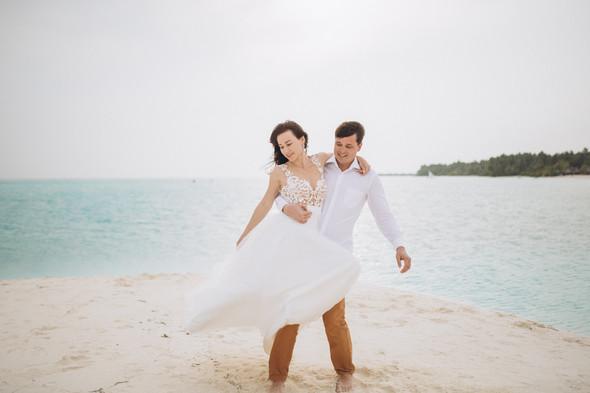 Александр и Татьяна. Мальдивы - фото №54