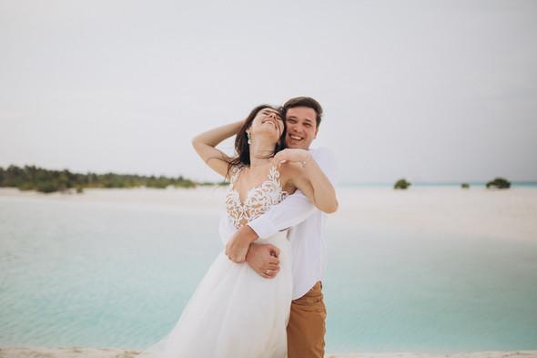 Александр и Татьяна. Мальдивы - фото №51