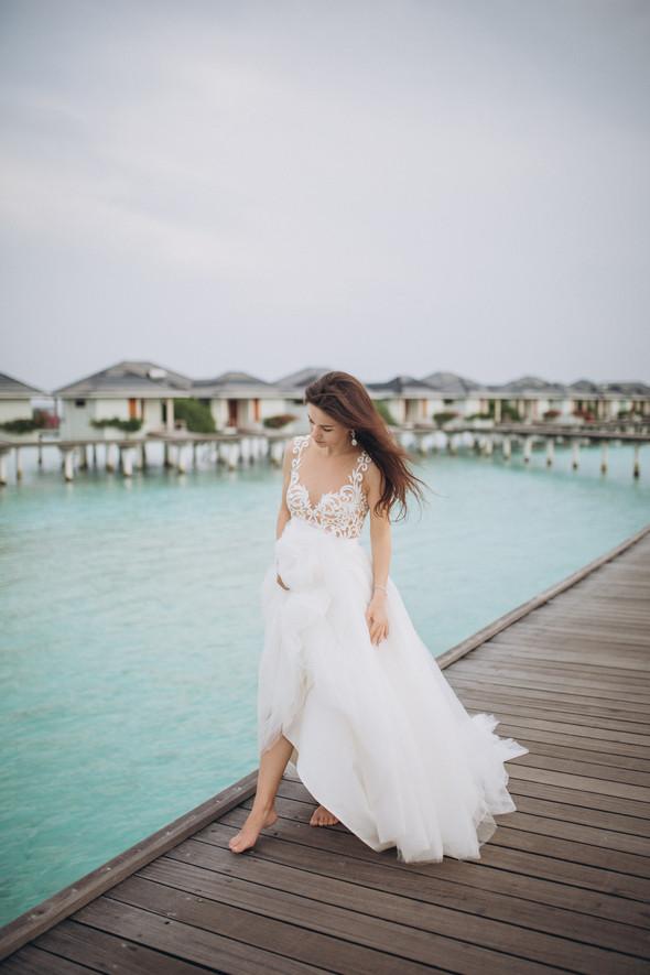 Александр и Татьяна. Мальдивы - фото №84