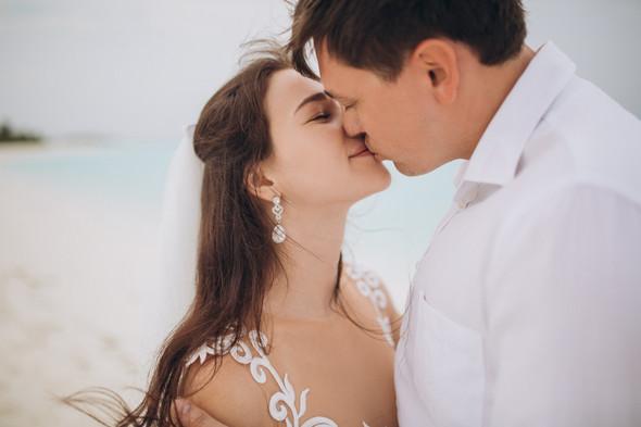 Александр и Татьяна. Мальдивы - фото №6