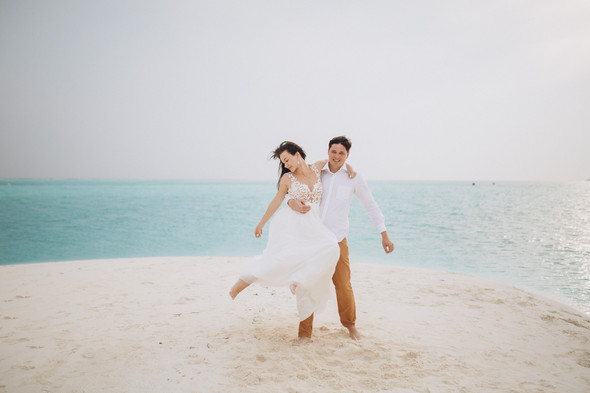 Александр и Татьяна. Мальдивы - фото №53