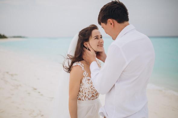 Александр и Татьяна. Мальдивы - фото №5