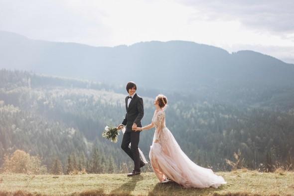 Андрей и Таня. Карпаты - фото №22