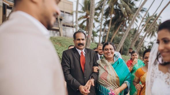 Индийская свадьба на Шри-Ланке - фото №55