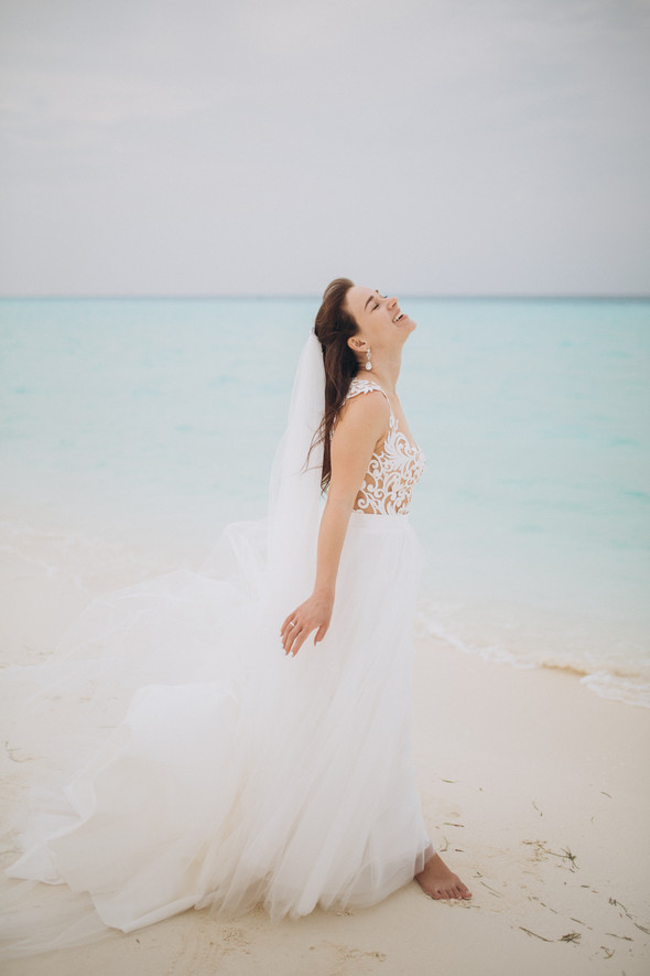 Александр и Татьяна. Мальдивы - фото №23