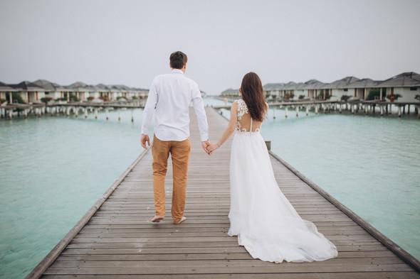 Александр и Татьяна. Мальдивы - фото №77