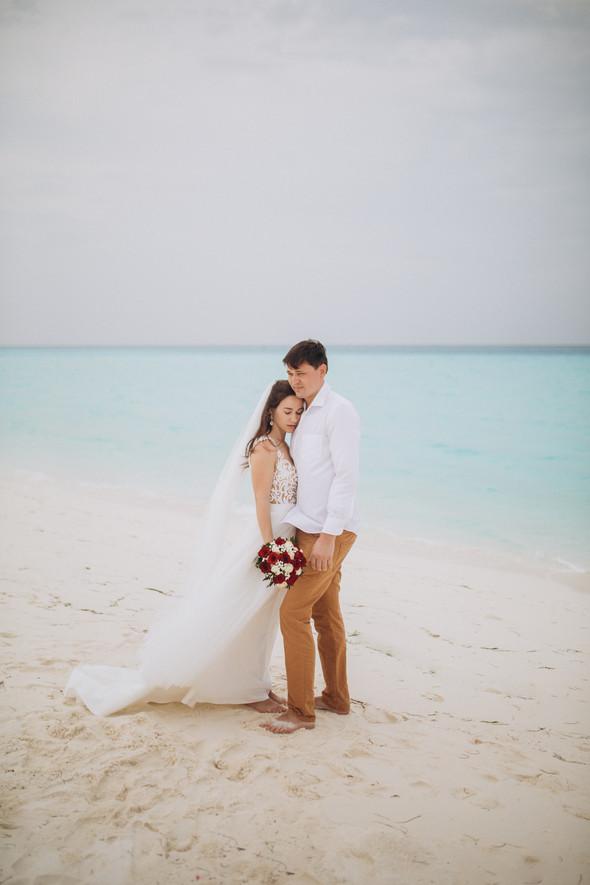 Александр и Татьяна. Мальдивы - фото №7