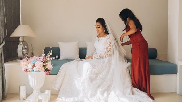 Индийская свадьба на Шри-Ланке - фото №16