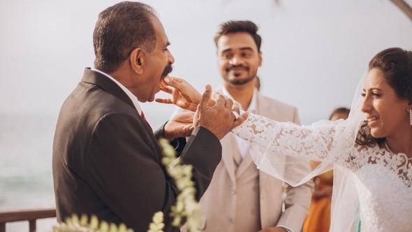 Индийская свадьба на Шри-Ланке - фото №62