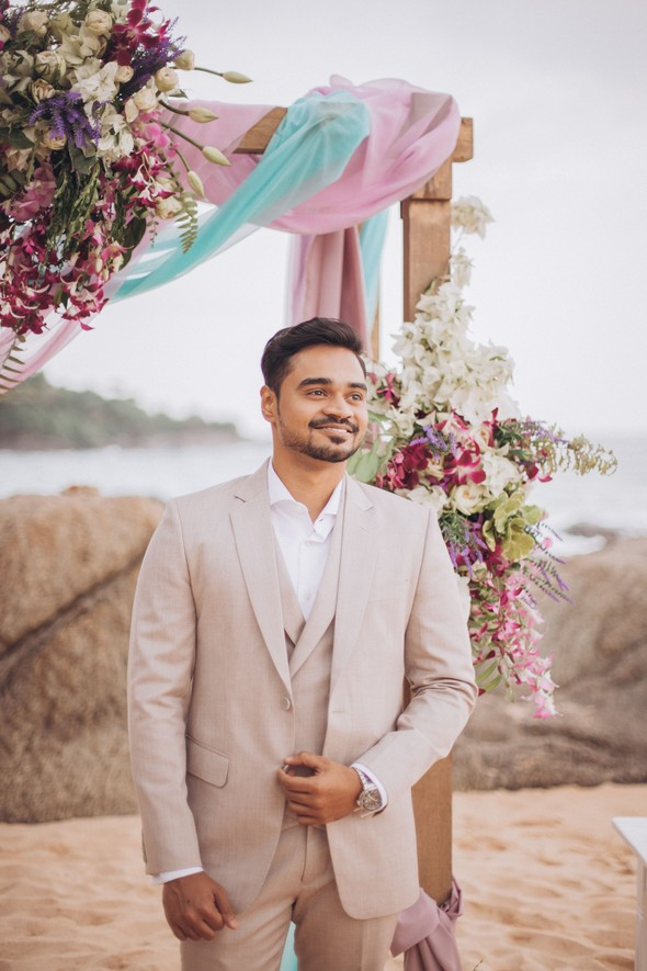 Индийская свадьба на Шри-Ланке - фото №33