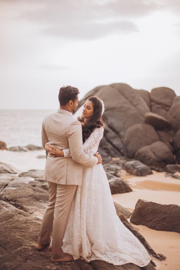 Индийская свадьба на Шри-Ланке - фото №75