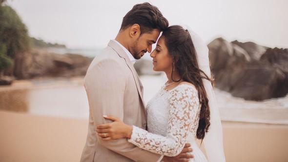 Индийская свадьба на Шри-Ланке - фото №70