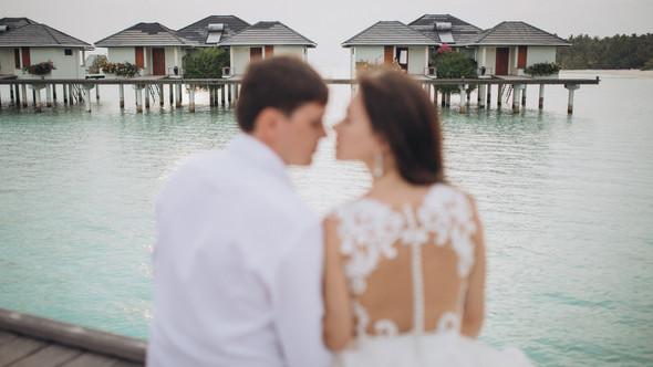 Александр и Татьяна. Мальдивы - фото №87