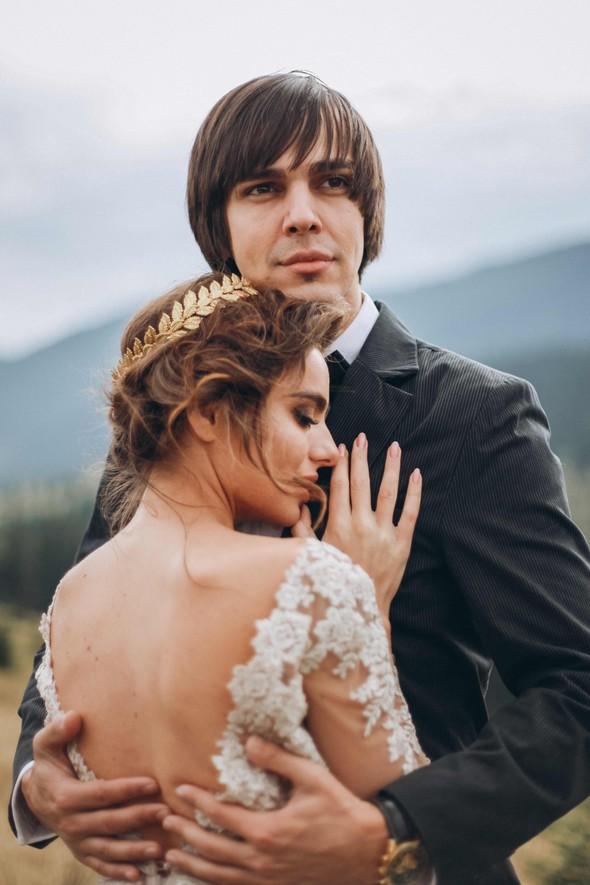 Андрей и Таня. Карпаты - фото №30