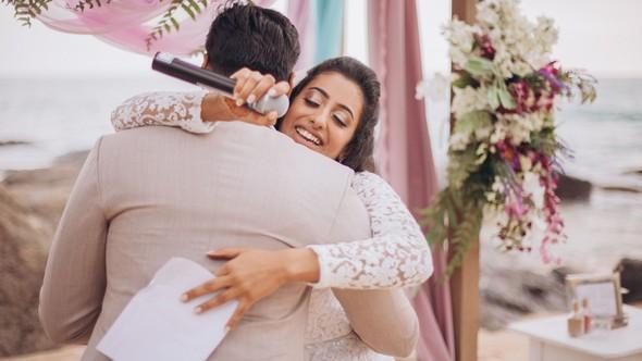 Индийская свадьба на Шри-Ланке - фото №40
