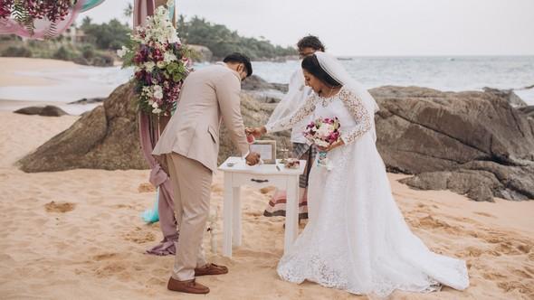 Индийская свадьба на Шри-Ланке - фото №45