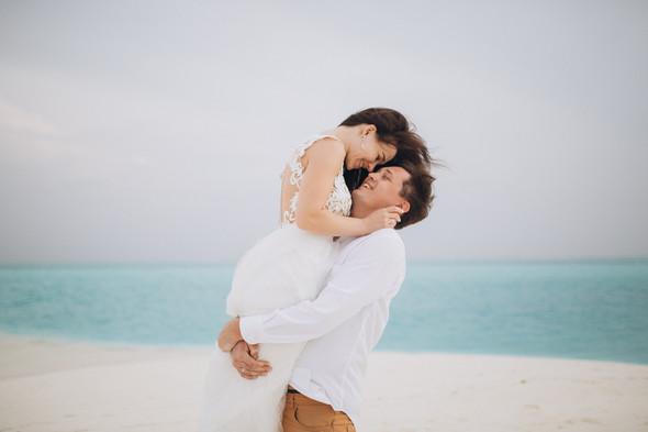 Александр и Татьяна. Мальдивы - фото №37