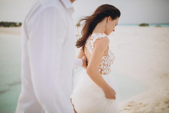 Александр и Татьяна. Мальдивы - фото №65