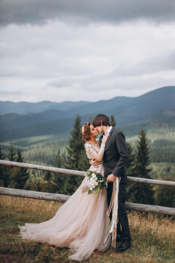 Андрей и Таня. Карпаты - фото №23