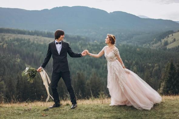 Андрей и Таня. Карпаты - фото №24