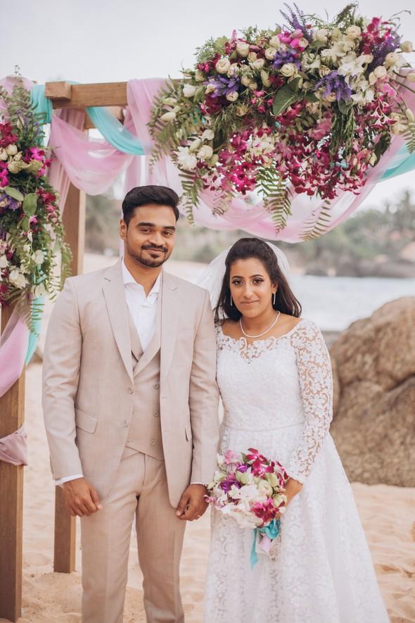 Индийская свадьба на Шри-Ланке - фото №48