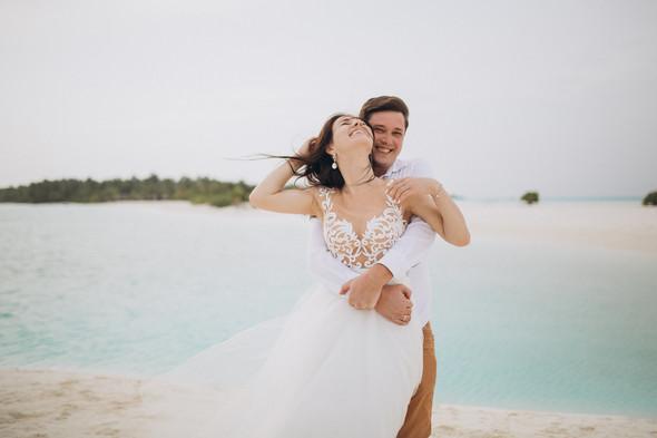 Александр и Татьяна. Мальдивы - фото №52
