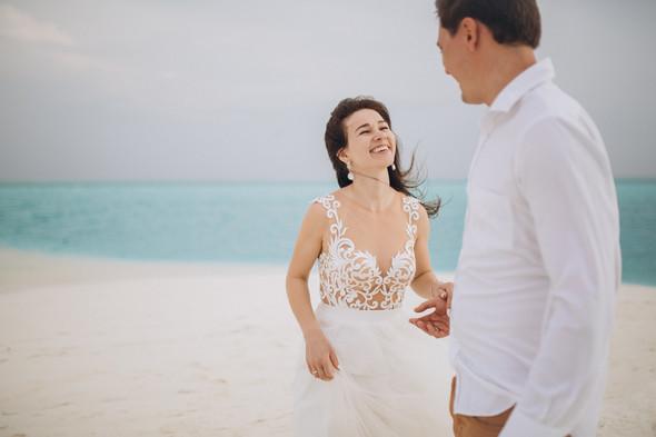 Александр и Татьяна. Мальдивы - фото №43