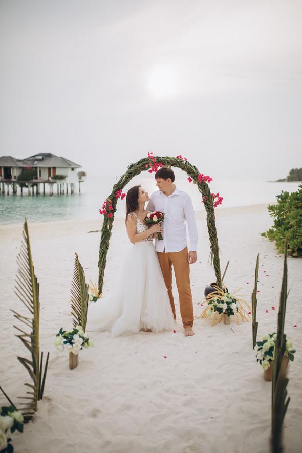 Александр и Татьяна. Мальдивы - фото №68