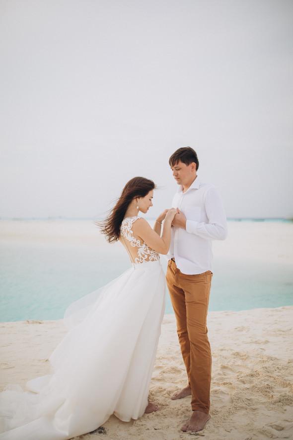 Александр и Татьяна. Мальдивы - фото №62
