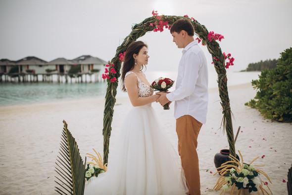 Александр и Татьяна. Мальдивы - фото №70