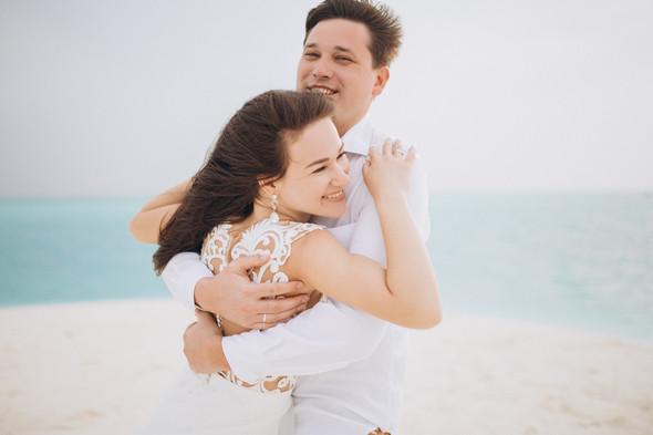 Александр и Татьяна. Мальдивы - фото №46