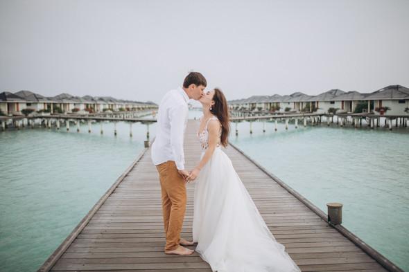 Александр и Татьяна. Мальдивы - фото №80