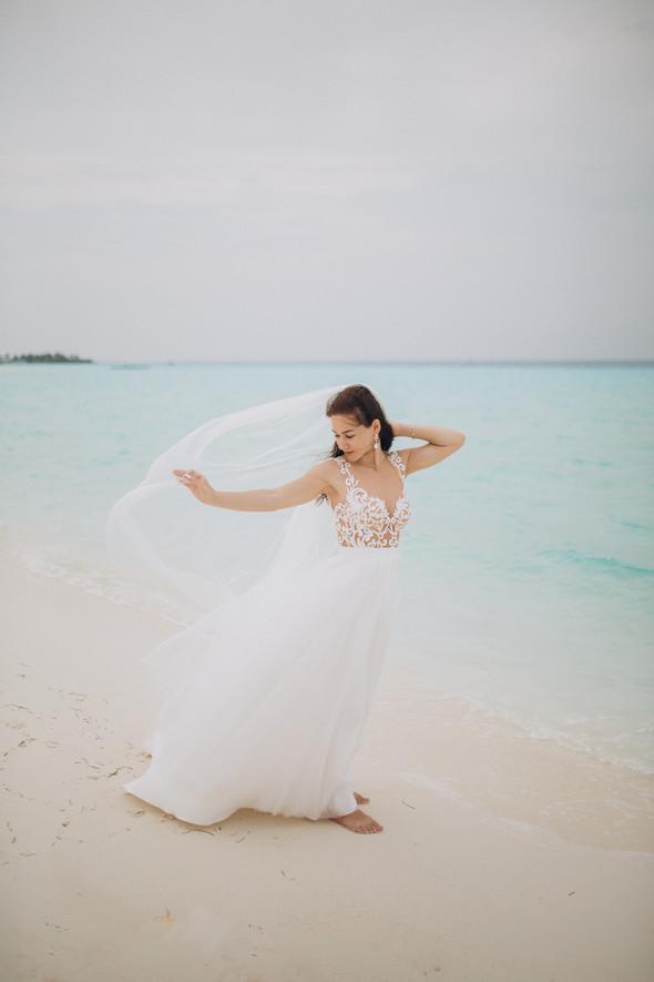 Александр и Татьяна. Мальдивы - фото №22