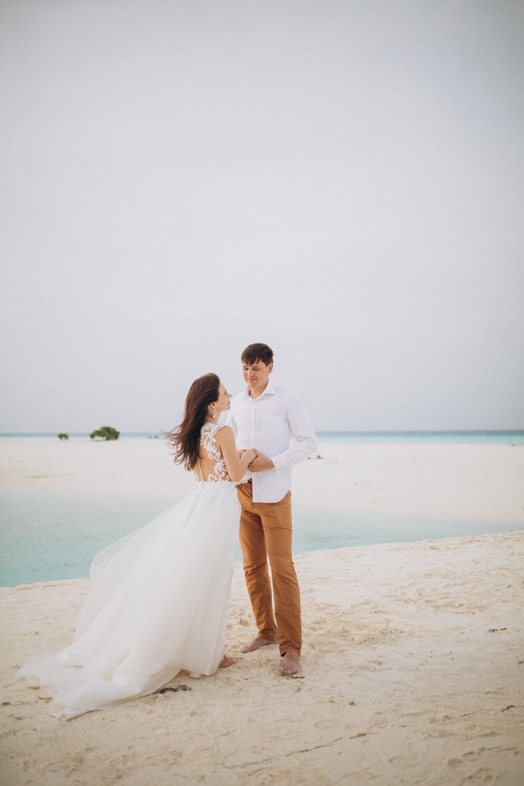 Александр и Татьяна. Мальдивы - фото №61