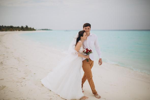 Александр и Татьяна. Мальдивы - фото №10