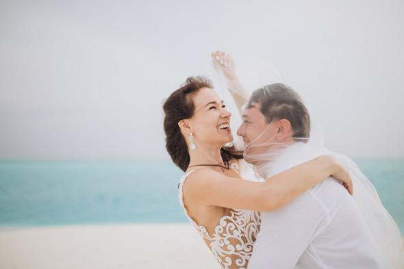 Александр и Татьяна. Мальдивы - фото №33