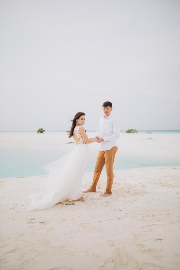 Александр и Татьяна. Мальдивы - фото №60