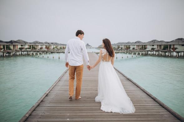 Александр и Татьяна. Мальдивы - фото №79