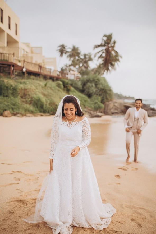 Индийская свадьба на Шри-Ланке - фото №68