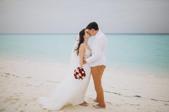 Александр и Татьяна. Мальдивы - фото №2