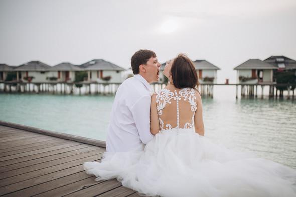 Александр и Татьяна. Мальдивы - фото №90